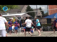 Beachvolleybal in Dommelen